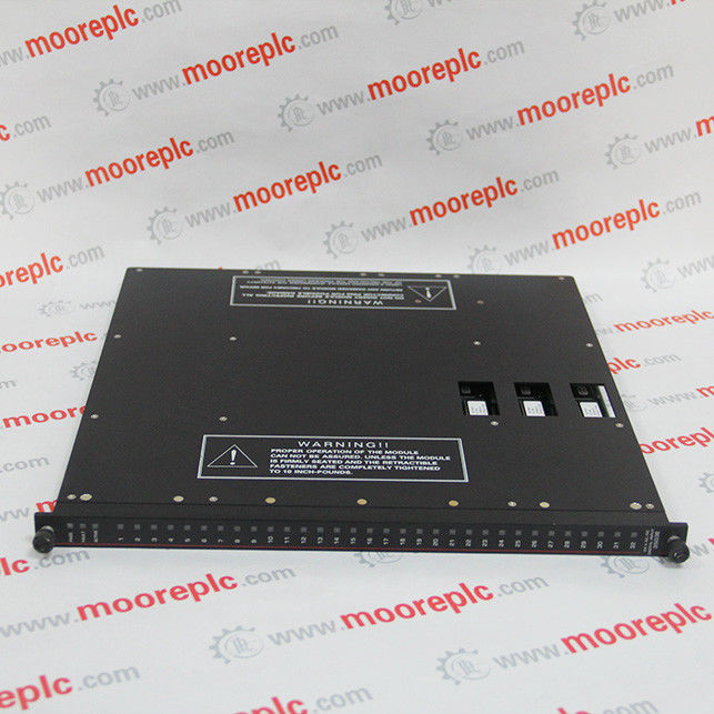 3700 EINGABEEINHEIT TRICONEX 3700A 32POINT ANALOGES *large 0-5VDC 3700 im stock* fournisseur
