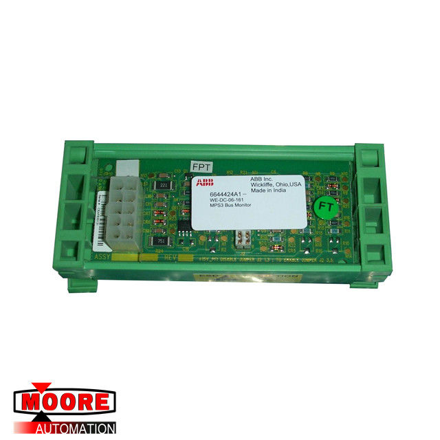 Spannungs-Bus-Monitor-Versammlung 6644424A1 WE-DC-06-161 ABB
