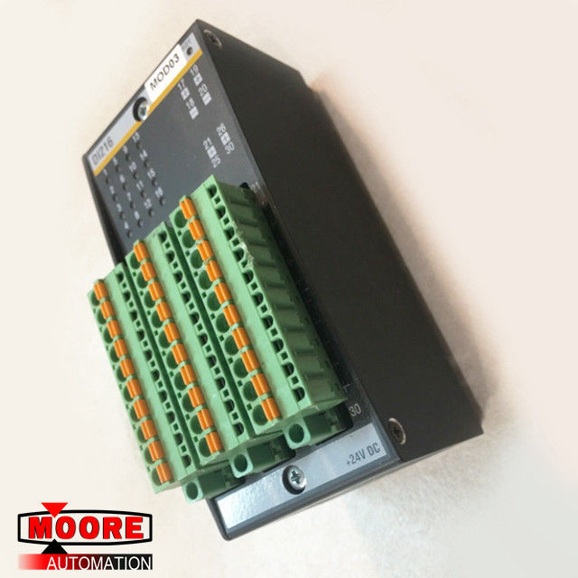 Bachmann DI216 Digital Input Module 16x 24V 3ms filter 2 groups 2 interrupt channels