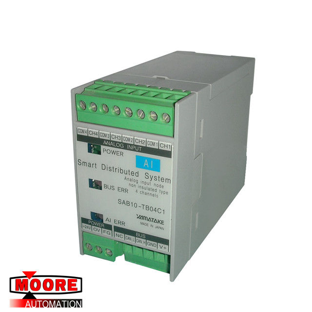 SAB10-TB04C1 YAMATAKE  Smart Distributed System Analog Input non insulated type 4 channels